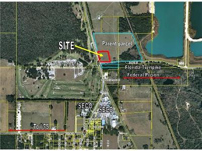 Commercial For Sale: Us 301 & Cr 470