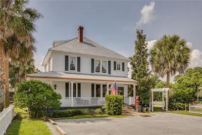 Mount Dora Single Family Home For Sale: 436 E 5th Avenue