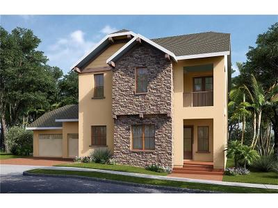 Oxford Single Family Home For Sale: Lot 27 Arbor Way