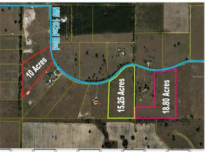 Residential Lots & Land Sold: NW 102nd Blvd