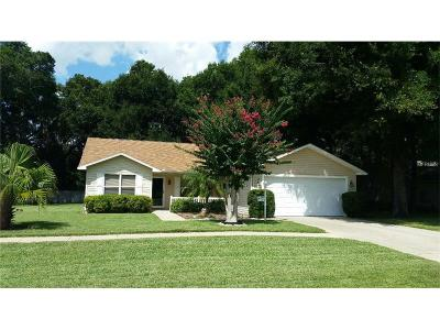 Lady Lake Single Family Home For Sale: 110 Cherry Blossom Lane