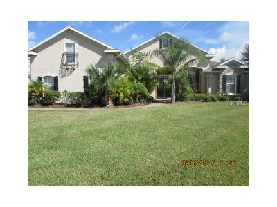 Kissimmee Single Family Home For Sale: 1605 Marina Lake Drive