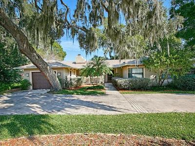 Mount Dora Single Family Home For Sale: 1701 Heim Road