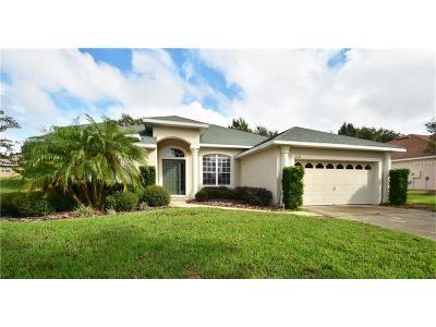 Eustis Single Family Home For Sale: 3121 Bulkley Place