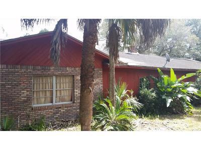 Apopka Single Family Home For Sale: 4327 Plymouth Sorrento Road