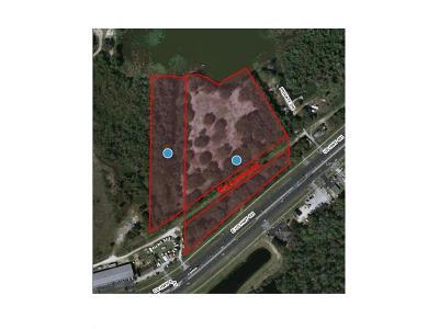 Leesburg Residential Lots & Land For Sale: Us Hwy 441