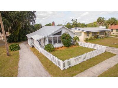 Mount Dora Single Family Home For Sale: 251 S Clayton Street