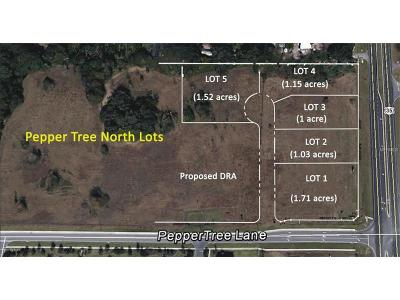 Wildwood Residential Lots & Land For Sale: 00 N Us Hwy 301
