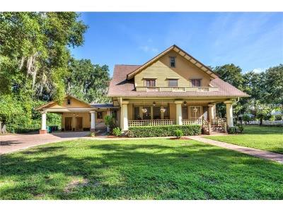 Mount Dora, Mt Dora, Mt. Dora Single Family Home For Sale: 321 W 9th Avenue