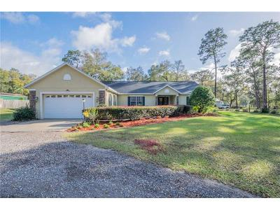 Single Family Home For Sale: 206 W Kelly Park Road