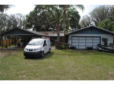 Eustis Single Family Home For Sale: 2240 W County Road 44
