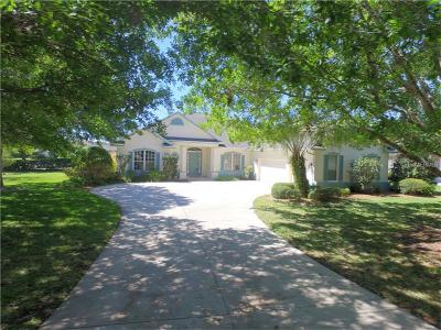 Eustis Single Family Home For Sale: 34401 Tiffany Lane