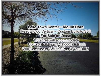 Commercial For Sale: 3587 Lake Center Drive #2
