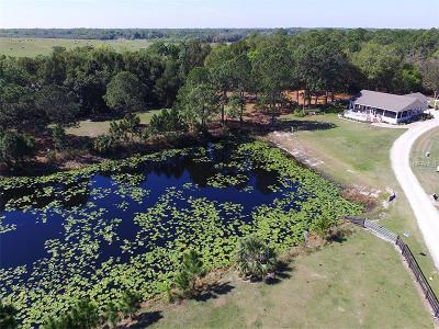 Leesburg Single Family Home For Sale: 2301 Gator Pond Lane
