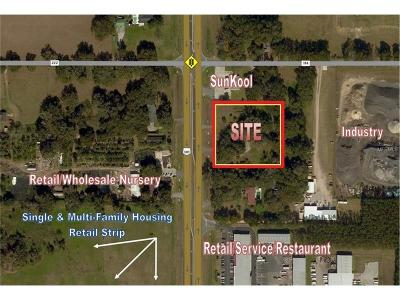 Wildwood Residential Lots & Land For Sale: 9935 N Us Highway 301