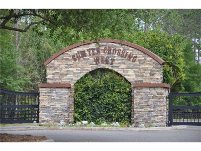 Oxford Residential Lots & Land For Sale: NE 104th Circle