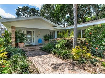 Mount Dora Single Family Home For Sale: 912 Old Eustis Road