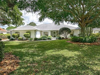 Lady Lake Single Family Home For Sale: 5850 Spinnaker Loop