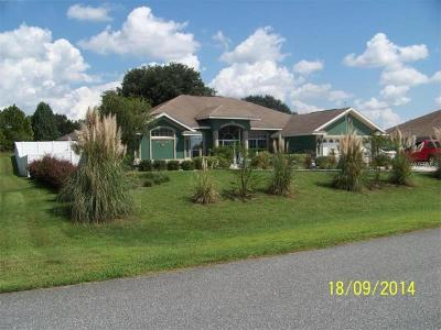 Wildwood Single Family Home For Sale: 5092 County Road 125b1