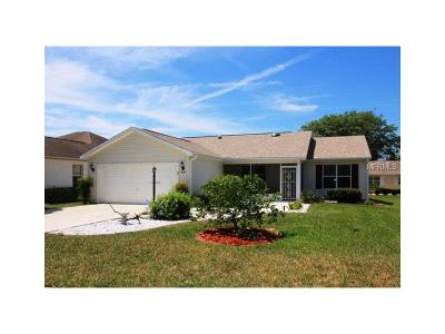 The Villages Single Family Home For Sale: 516 Alcazar Court