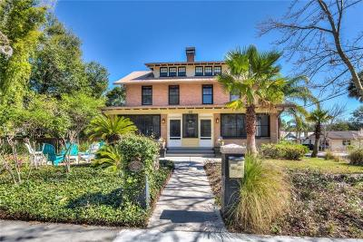 Mount Dora, Mt Dora, Mt. Dora Multi Family Home For Sale: 610 N Tremain Street