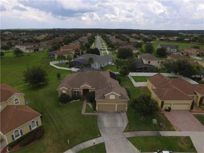 Clermont Single Family Home For Sale: 4568 Powderhorn Place Drive
