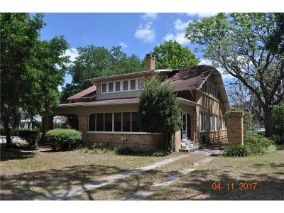 Leesburg Single Family Home For Sale: 112 N 12th Street