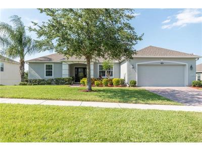 Clermont Single Family Home For Sale: 1368 Lattimore Drive