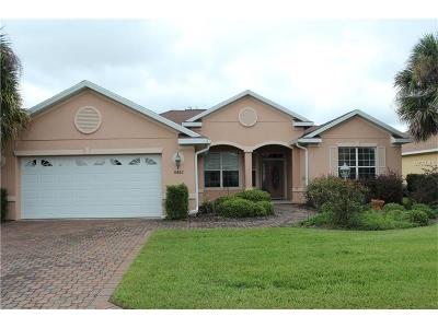 Lake County, Marion County Single Family Home For Sale: 8462 SW 86th Terrace