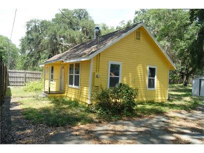 Fruitland Park Single Family Home For Sale: 35406 Fouraker Drive