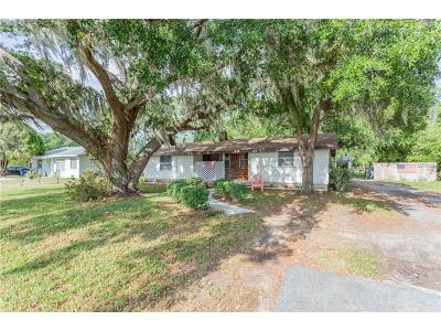 Groveland Single Family Home For Sale: 126 Villa City Road