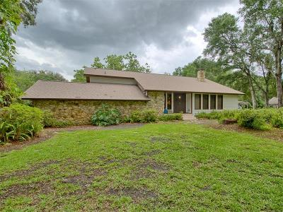 Wildwood Single Family Home For Sale: 5348 County Road 122n