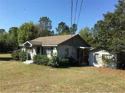 Mount Dora Multi Family Home For Sale: 7014 Sadler Road