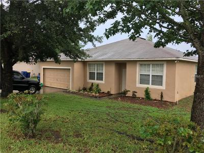 Minneola Single Family Home For Sale: 1218 Rain Forest Lane