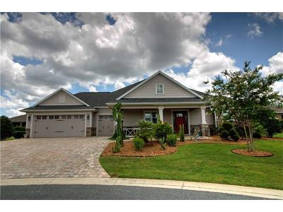 The Villages Single Family Home For Sale: 2050 Landings Lane