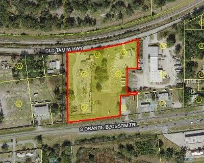 Kissimmee FL Commercial For Sale: $2,100,000