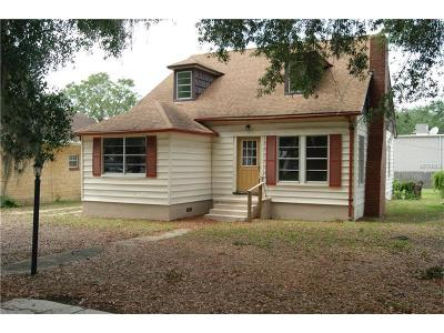 Eustis Single Family Home For Sale: 25 E Pinecrest Avenue