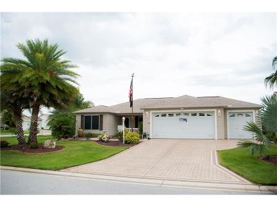 The Villages Single Family Home For Sale: 2577 Dunbar Avenue
