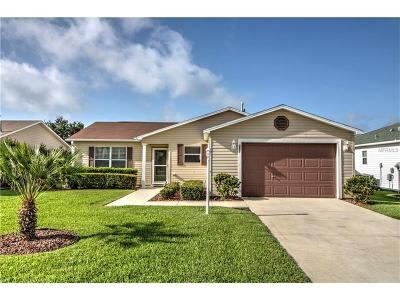 The Villages Single Family Home For Sale: 3631 Idlewood Loop