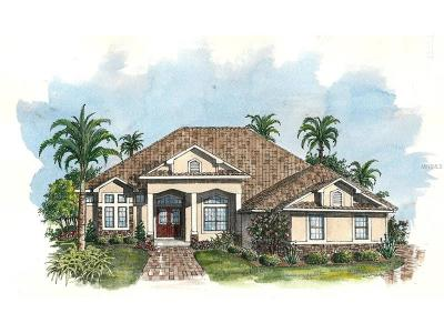 Tavares Single Family Home For Sale: Lot 39 Grand Oak Lane
