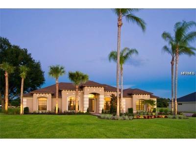 Eustis Single Family Home For Sale: Lot 104 Bear Den Drive