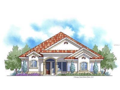 Eustis Single Family Home For Sale: Lot 105 Bear Den Drive