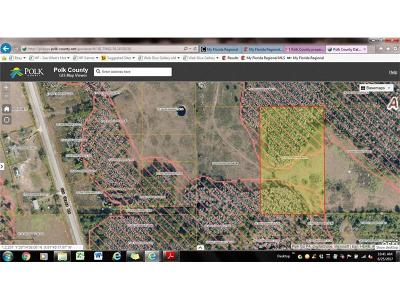 Polk City Residential Lots & Land For Sale: Old Grade Road