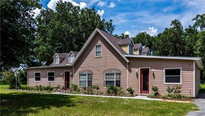 Wildwood Single Family Home For Sale: 3500 N Us Highway 301