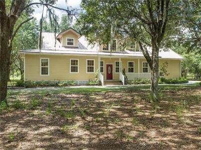 Clermont Single Family Home For Sale: 8202 Jameson Farm Rd