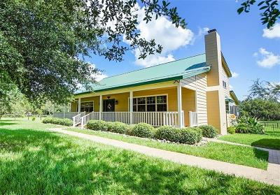 Eustis Single Family Home For Sale: 27101 County Road 44a