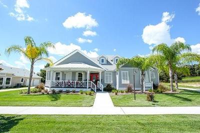 Lady Lake Single Family Home For Sale: 1172 Fiesta Key Circle