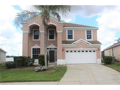 Kissimmee Single Family Home For Sale: 8032 King Palm Circle