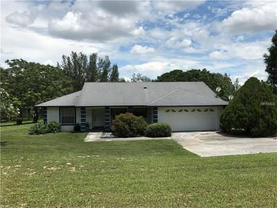 Clermont Single Family Home For Sale: 12245 Sullivan Road