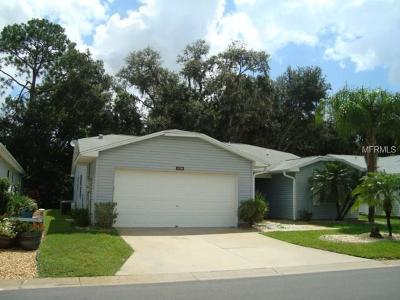 Single Family Home For Sale: 32656 Oak Park Drive